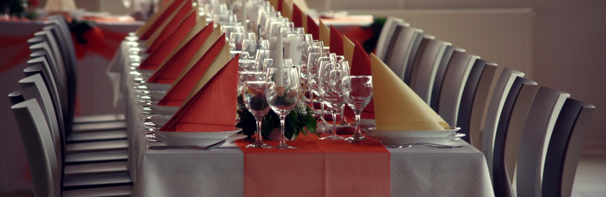 Rendezvények, esküvők, konferenciák